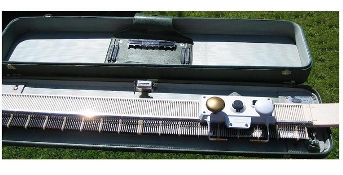 Rapidex 171 Deluxe Knitting Machine Rare Vintage www