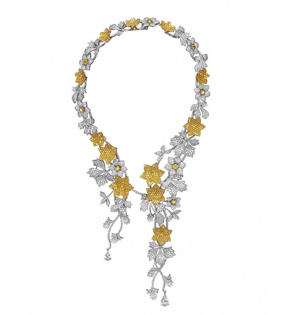 22 Diamond Necklace Designs In Women Dream   Diamond, Titanic ...