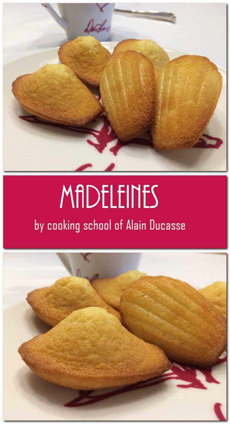 How To Make Perfect French Madeleines レシピ