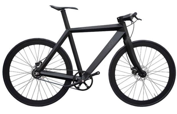 Bme X 9 Nighthawk Bike Inspired By Stealth Fighter Bike Frame