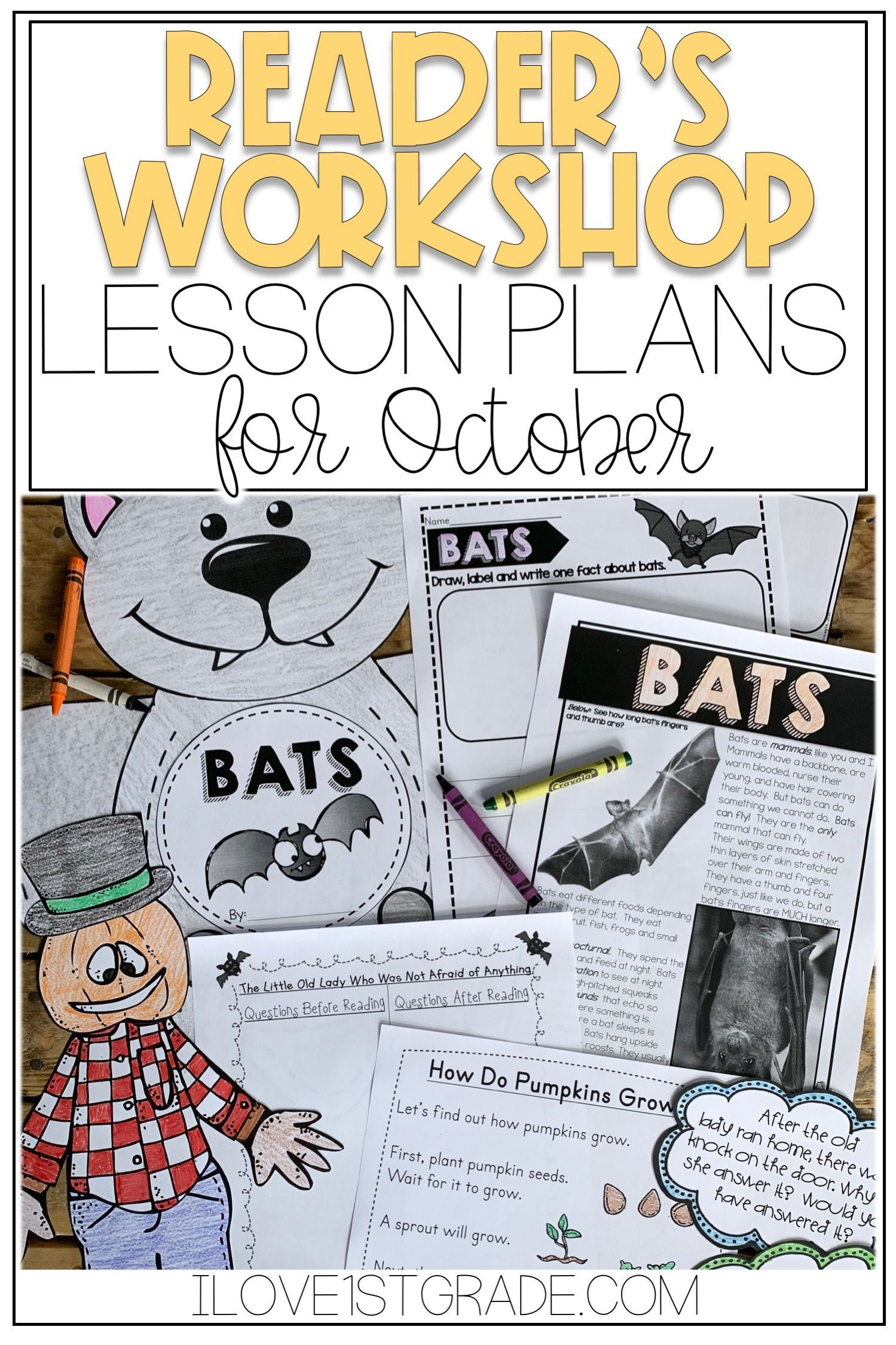 Reading Comprehension A Month Of Reader S Workshop Lesson