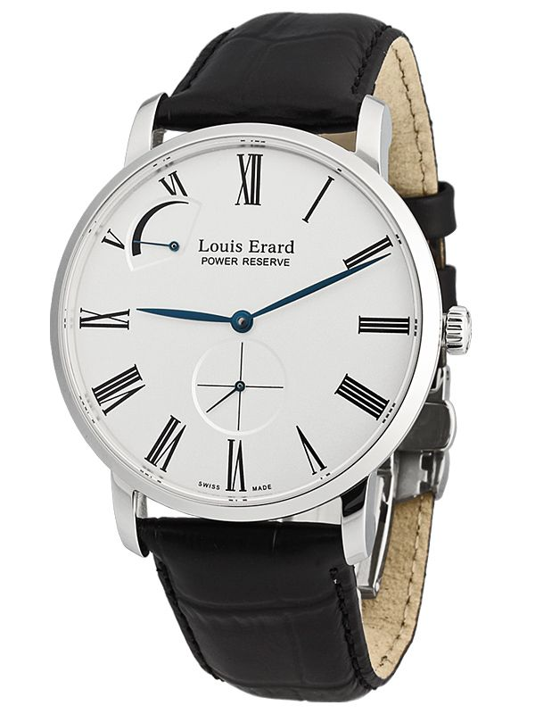 Uhren von Uhrenhandel.de - Louis Erard - Louis Erard Exellence Power Reserve Herrenuhr 53230AA11.BDC29