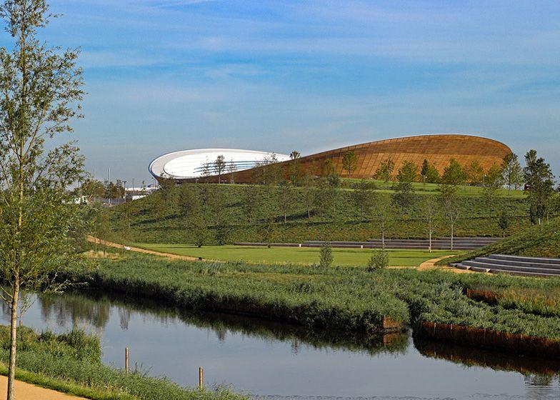 Velodrome by Hopkins Architects — 2012 London Olympics