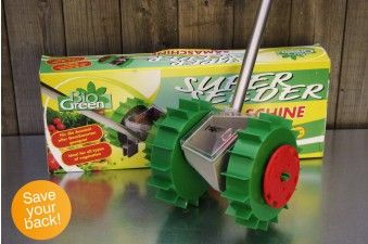 Set of 5 Sow Your Seeds Accurately Gardening Plant Super Seeder Tool