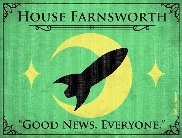 Oh No They Didn't! - Game of Thrones house sigils for other TV families