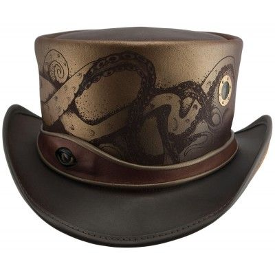 Created by Steampunk Hatter, the Kraken is the most amazing Steampunk hat to ever lay eyes on you.
