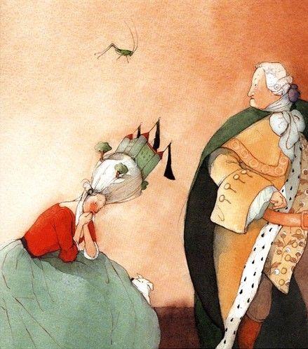 Lisbeth Zwerger   és un gran il·lustrador i les seues imatges són ja tot un clàssic dins  del món de la il·lustració. Contes clàssics ...