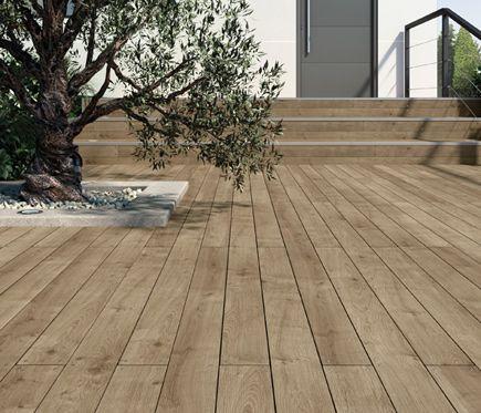 Suelo de madera pino 9 5x205 cm rectoria pinterest - Suelo terraza madera ...