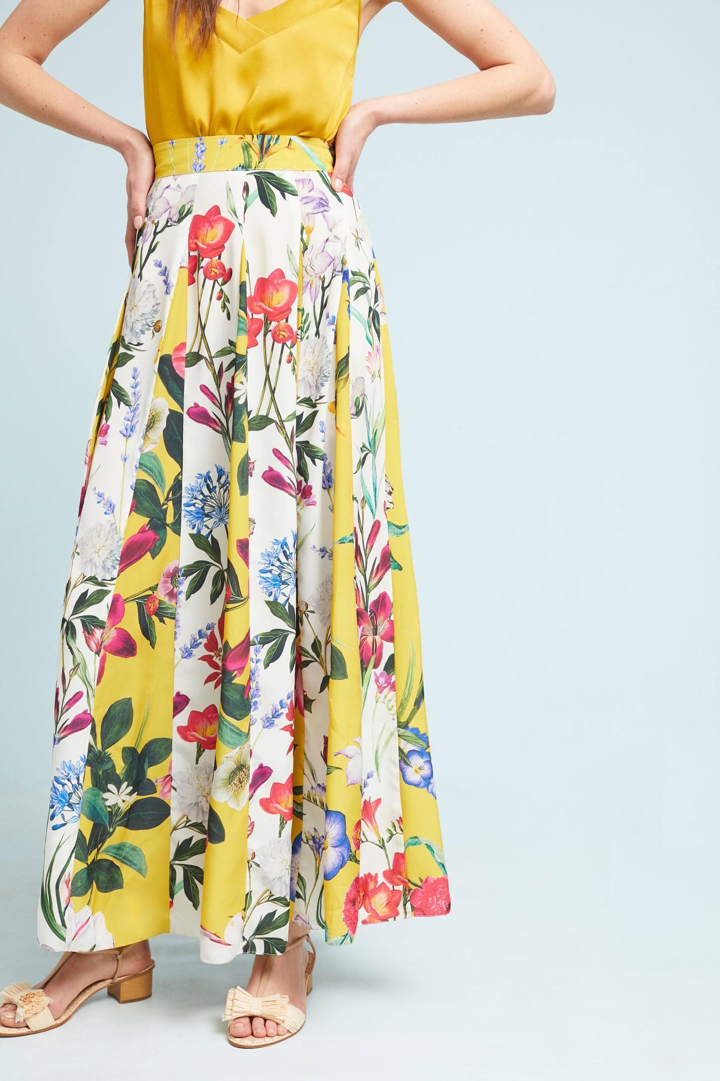 Aprile Skirt Skirts, Anthropologie, Skirt fashion