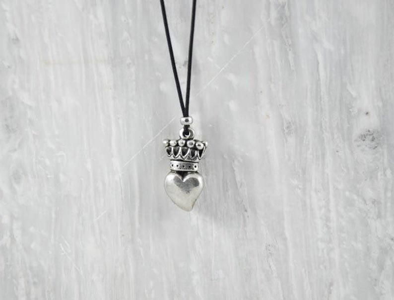 Mens Jewelry Heart Necklace Men S Necklace Love Jewelry Heart