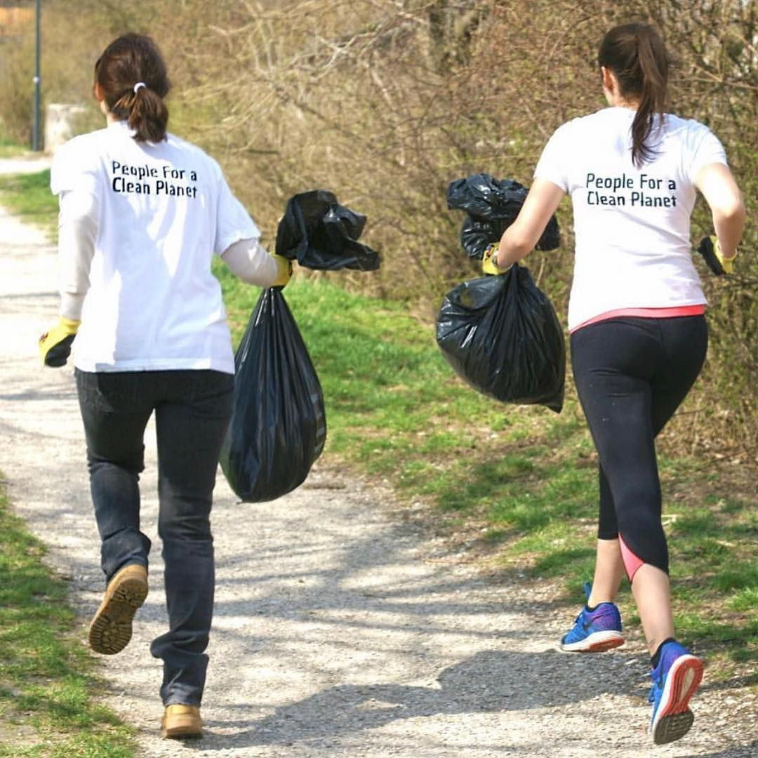 Plogging is a cool new fitness trend. Check it out! #fitness #news #fitnessnewsarticles