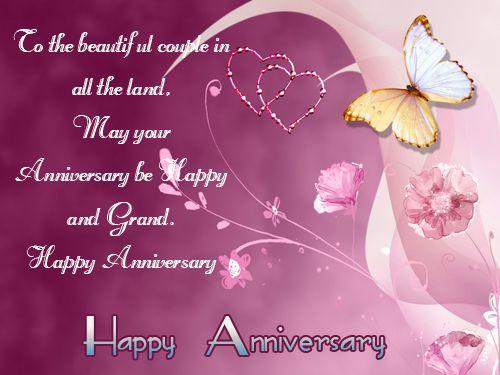 Milestone anniversary wishes for a romantic couple u anniversary