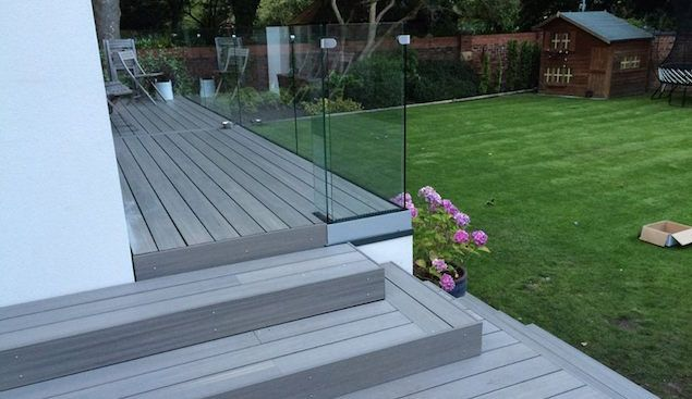 Best Which Composite Decking Is The Best Deck Garden Glass 400 x 300