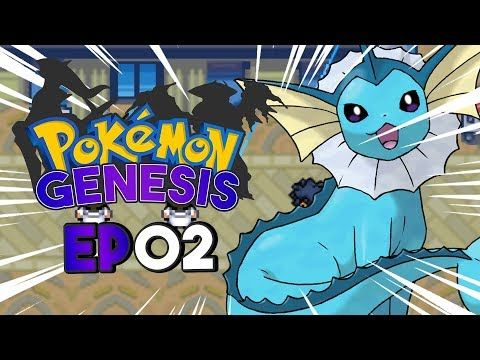 Gym Hacks - Pokemon Genesis Rom Hack Part 2 - EVIL FAMILY?! Gameplay Walkthrough  #Hacks Fitness & D...