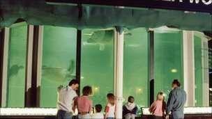 Blackpool Tower Aquarium Closes Blackpool Undersea World Tower
