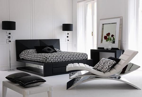 Bedroom Decor Ideas In Black And White