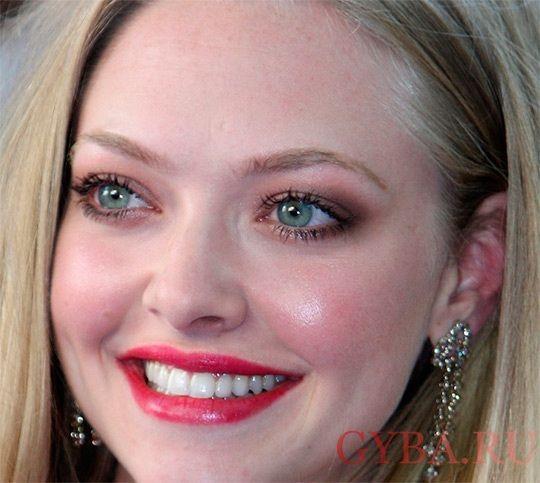 макияж зеленых глаз фото