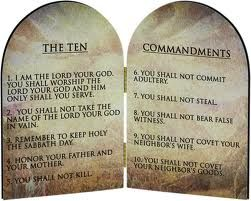 "The real reason that we can't have the Ten Commandments in a courthouse: You cannot post ""Thou shalt not steal,"" ""Thou shalt not commit adultery,"" and ""Thou shalt not lie"" in a building full of lawyers, judges, and politicians. It creates a hostile work environment. ~ George Carlin ~  And that goes double for DC...10 commandments - Google Search"