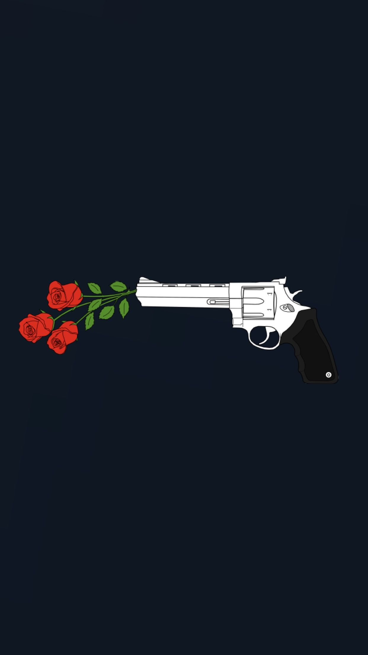 Kill Them With Roses Wallpaper Made By Laurette Instagram