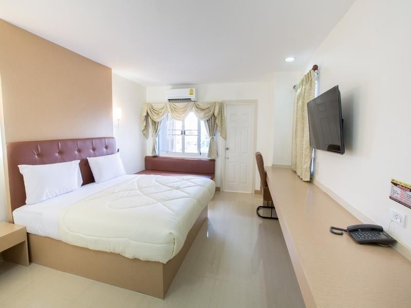 P.A. Thani Hotel Nakhon Sawan, Thailand