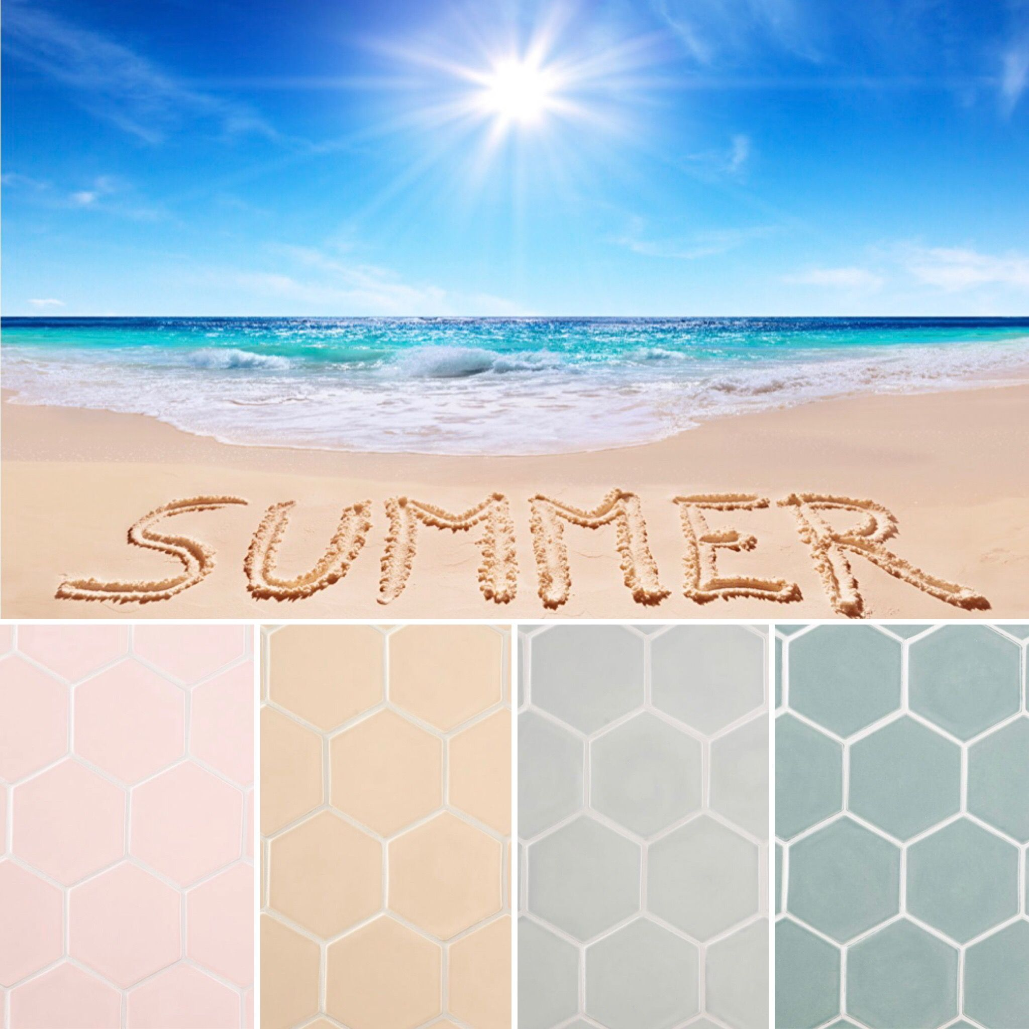 Happy 1st Day Of Summer Celebrate Summer With Country Floors Status Ceramic Collection This Collection Featur Pool House Designs House Design Trends Ceramics