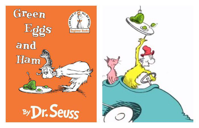 Green Eggs And Ham Gifts Merchandise