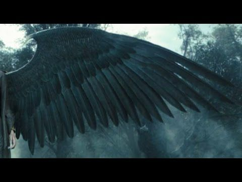 424d7c2ee Grow Black Wings Spell (Tested) - YouTube Maleficent Wings, Maleficent  Cosplay, Malificent