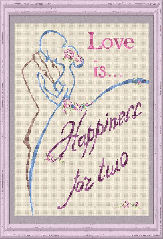Cross Stitch Pattern Scheme For Cross Stitch Wedding Gift Love Fascinating Cross Stitch Wedding Patterns