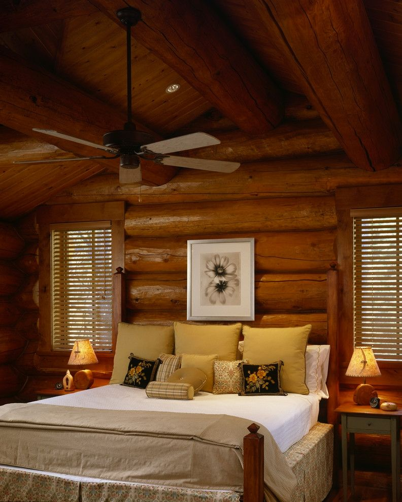 Creative Rustic Style Bedroom Decor Projects You Can Do