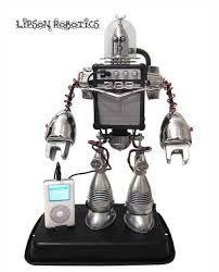 Resultado de imagen de robots chulos
