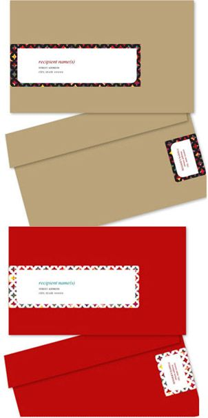 Reader Share Wraparound Mailing Labels