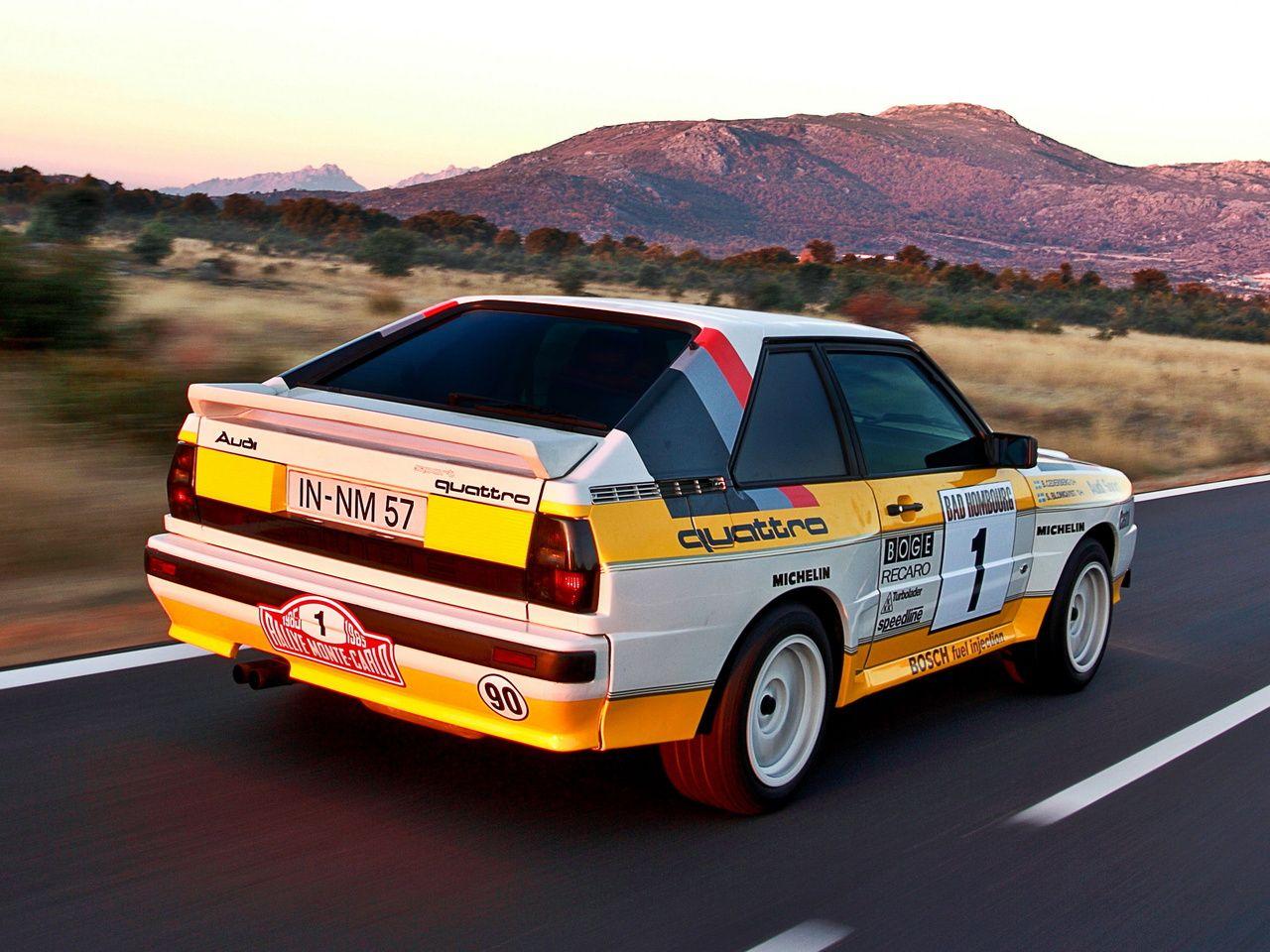 Audi Sport Quattro S. Blomqvist Coches, Pixeles