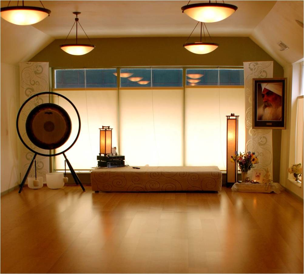 Home Yoga Studio Design Ideas | Tips For A Home Yoga Studio. Love The Lit