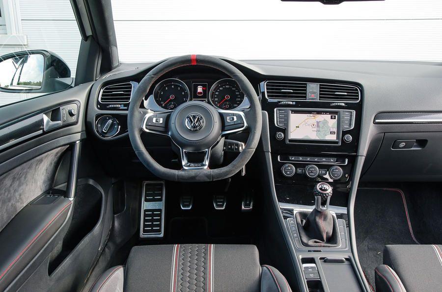 Volkswagen Golf Gti Clubsport S Dashboard Golf Gti Volkswagen Golf Gti Gti