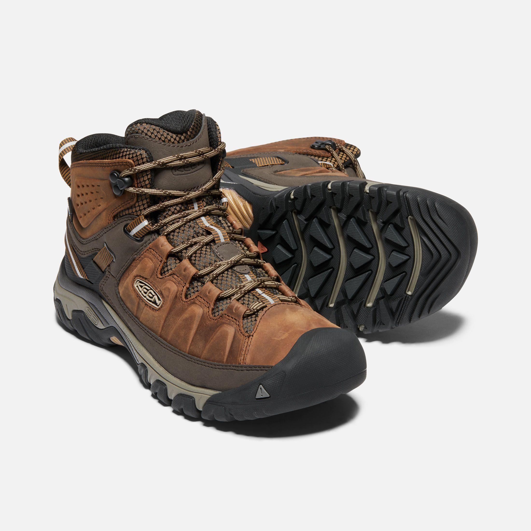 Keen Men S Waterproof Hiking Boots Targhee Iii Mid 11 5 Big Ben
