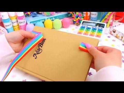 2 للطالبات افكار للمدرسة وطرق تزيين الأدوات لتكوني متميزه بين صديقاتك م Youtube Diy Tablet