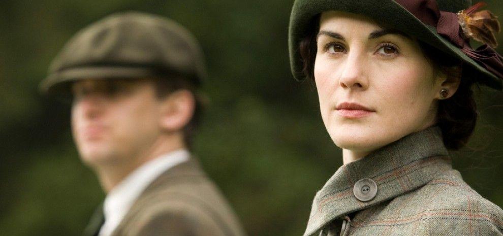 """""""Downton Abbey"""", Michelle Dockery: """"In quel castello sarei stata una cameriera..."""""""