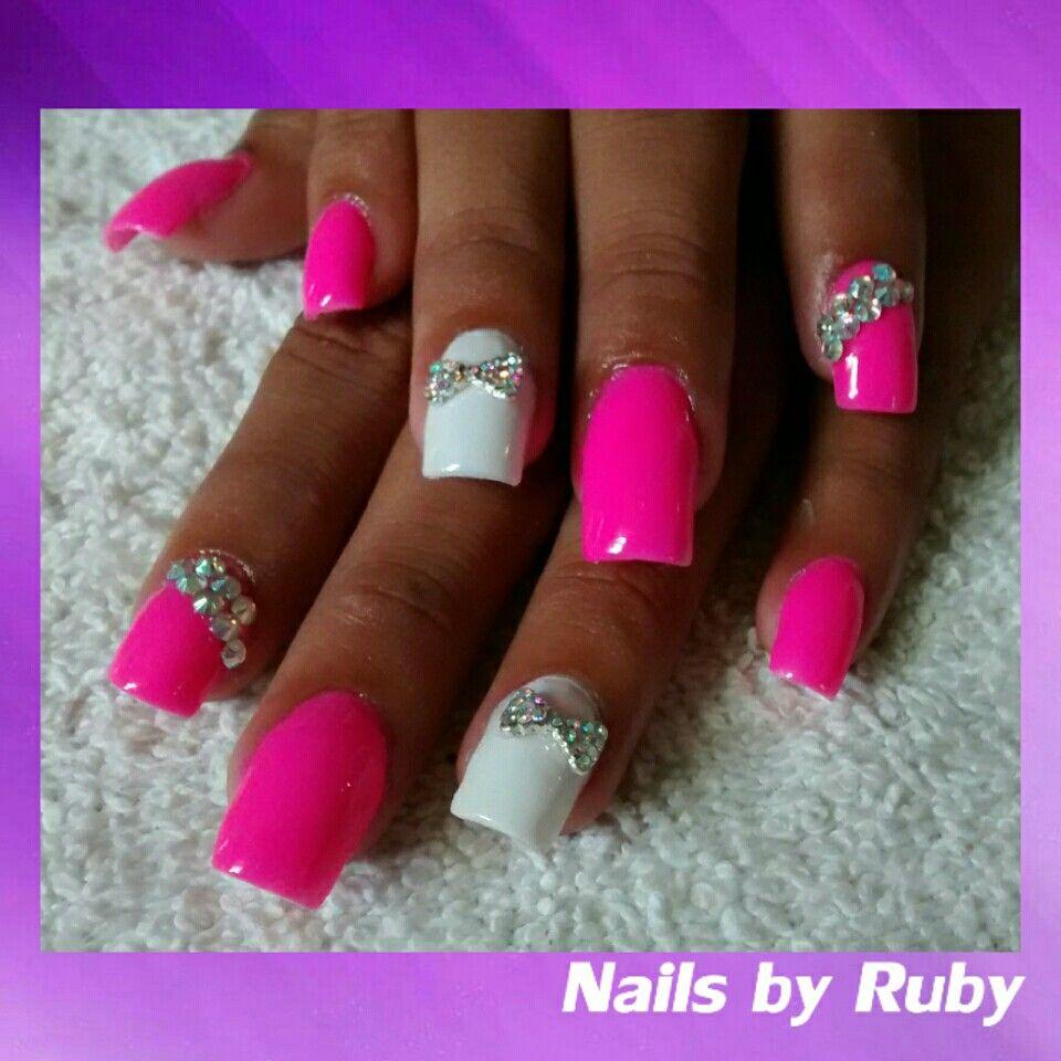 Teenager nails. So bold and chïk | Rubys Nails | Pinterest | Bald ...