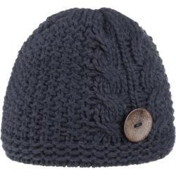 Lierys Longby Strickmütze mit Bommel Umschlagmütze Wintermütze Mütze Bommelmütze LierysLierys #menscrochetedhats