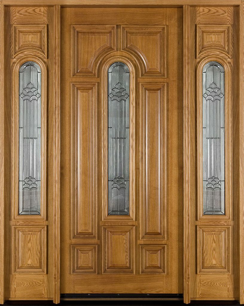 Solid Exterior Wood Doors For Your House