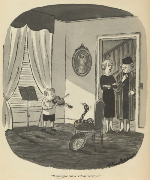Charles Addams ~ the humour we grew up with.
