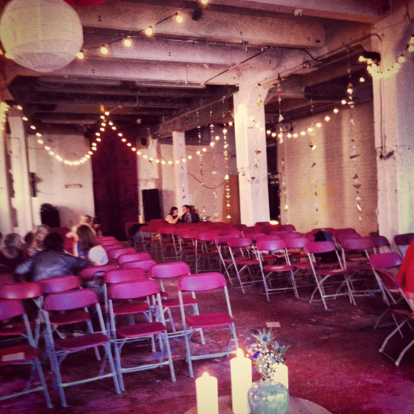 Lets get merry anna dermots chocolate factory wedding wedding chocolate factory wedding dublin junglespirit Choice Image