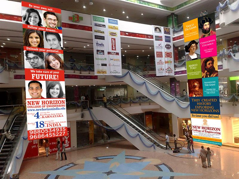 Outdoor advertising is an effective way of advertising used by companies to serve their clients.