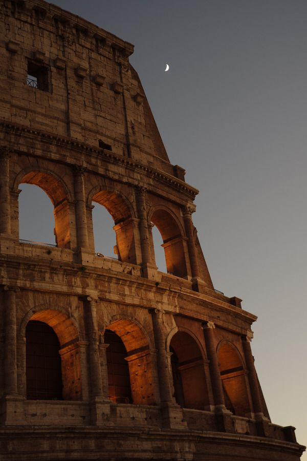 Colosseum by Hannah Johnson on