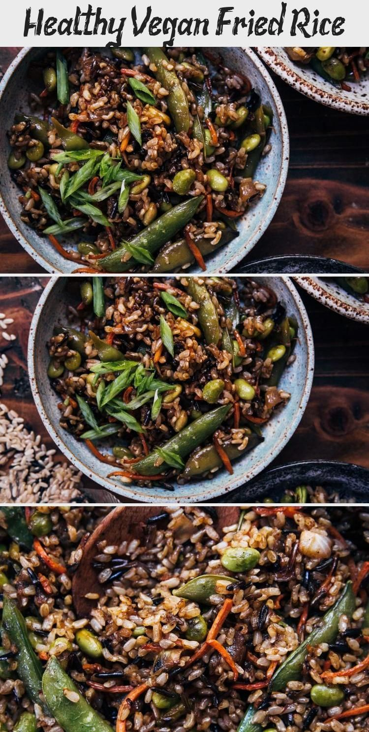 Healthy Vegan Fried Rice   Well and Full   #vegan #recipe #dinner #healthydinnerrecipesWhole30       Homeland and Climate:  Rice, which is known as the homeland of Southeast China, or rice, is cultivated in every continent except Antarctica. Paddy, which is the natural plant of tropical regions, grows in warm regions with plenty of rain. In our country, which is in the temperate climate zone, efficient paddy production is ... #dinner #Fried #full #Healthy #healthydinner #recipe #Rice #Vegan #hea