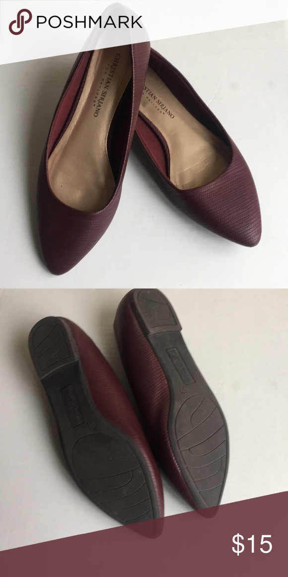 Payless shoes flats, Pointed flats