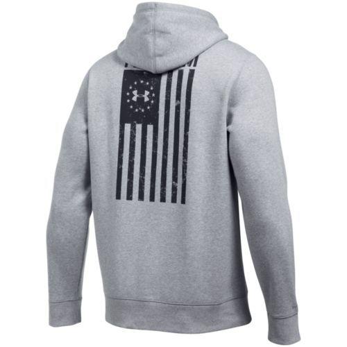 Under Armour Men s Freedom Flag Hoodie (Grey b481281f92de