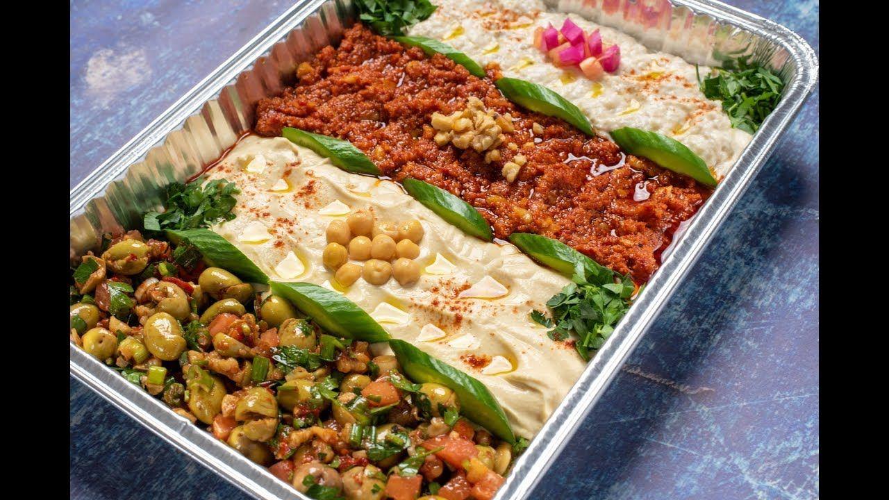 أربع مقبلات لذيذة سريعة التحضير خلال 20 دقيقة Egyptian Food Cooking Recipes Appetizer Recipes