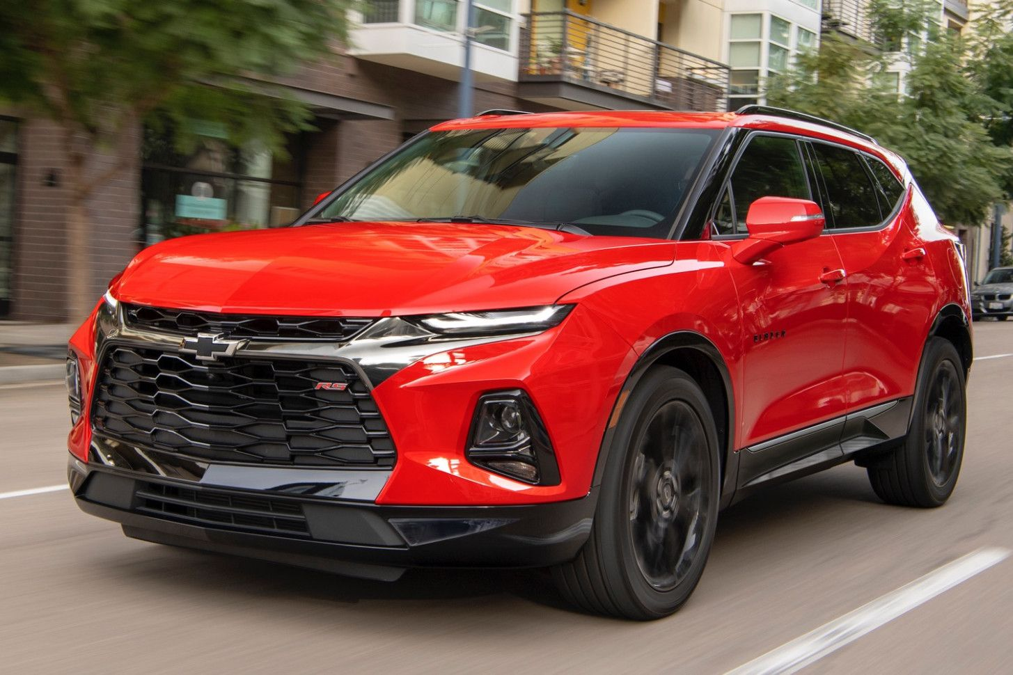 2020 Gmc Blazer In 2020 Chevrolet Blazer Chevy Trailblazer