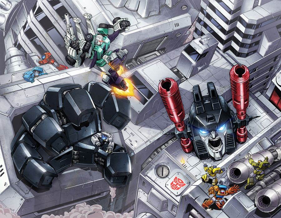 SL Metroplex pages cover by *noprips